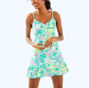 Lilly Pulitzer Adelia Tennis Dress Small New
